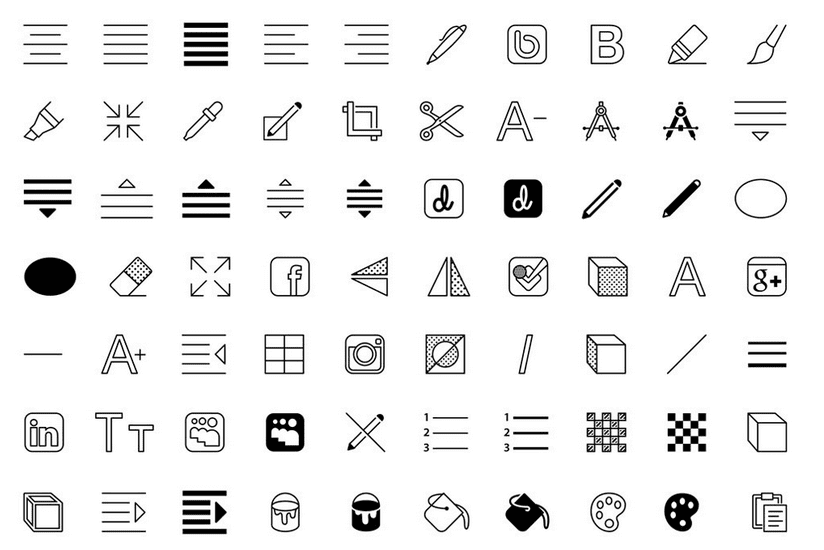 Free Writing Icons (PNG, AI, EPS And SVG)