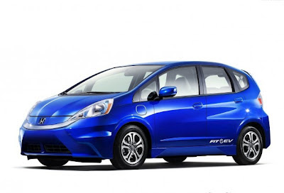 2013 Honda Fit EV Review & Price