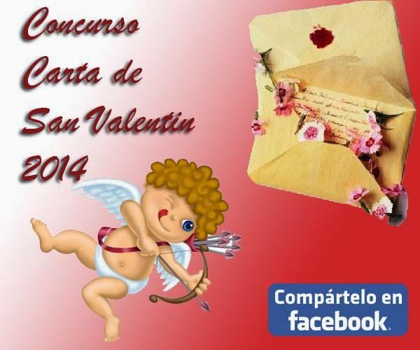 Cartas de amor San Valentín 2014