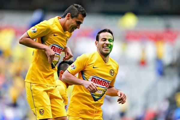 Jornada 1 del Torneo Clausura 2014 del futbol mexicano Liga MX: América vs. Tigres | Ximinia