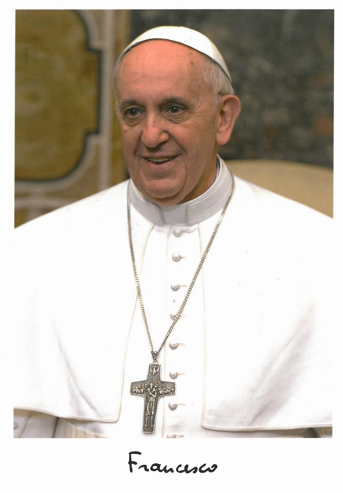 Sua Santidade Pope Francis