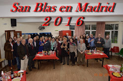 SAN BLAS EN MADRID 2016