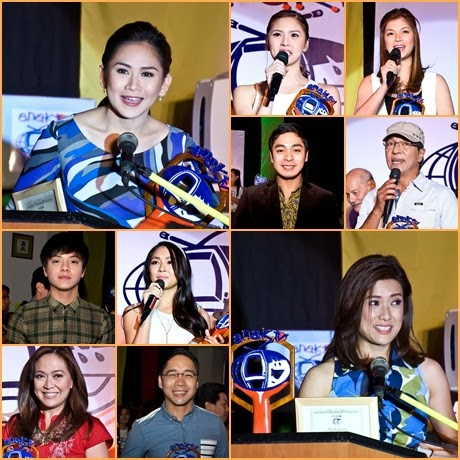 Anak TV Awards Honors ABS-CBN Shows, Personalities