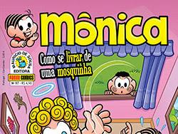 Lançamentos de janeiro da Panini Comics - Maurício de Sousa