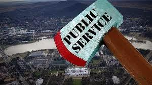 Public service