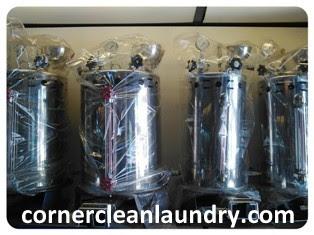 Setrika Uap Laundry
