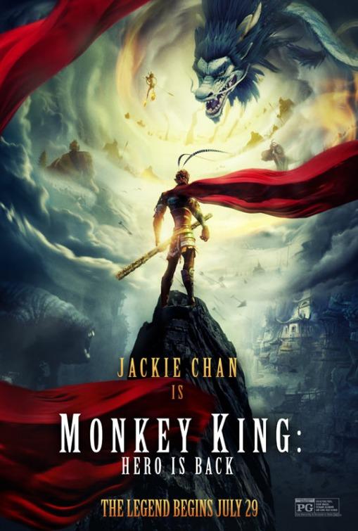 A Lenda do Rei Macaco: A Volta do Herói Torrent – WEB-DL 720p Dual Áudio