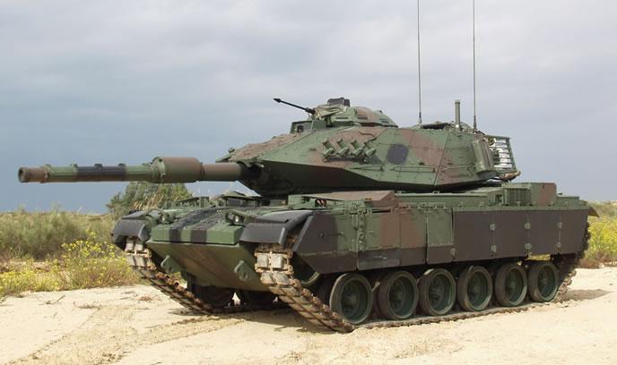 biggest military tank - photo #12