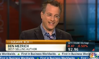 Ben Mezrich on CNBC's 'Squawk Box'