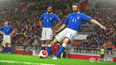 Free Download Pro Evolution Soccer 2014 ( PES ) Full Version + Crack