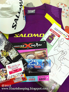 Salomon X-trail 2012 race pack collections at velocity Novena