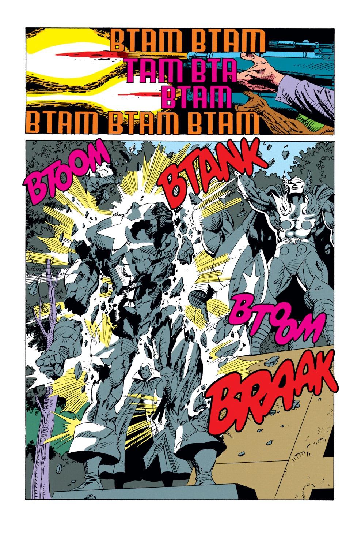 Captain America (1968) Issue #422 #372 - English 3