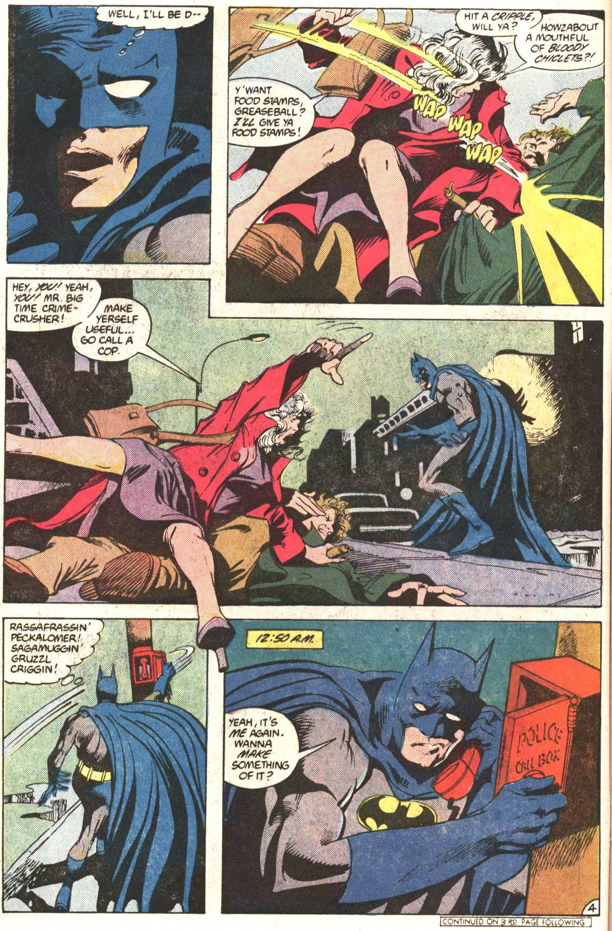 Detective Comics (1937) Issue #567 Page 5