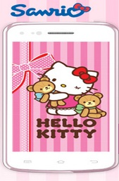Hp Cross Hello Kitty akan di Launching di FX Sudirman - Jakarta