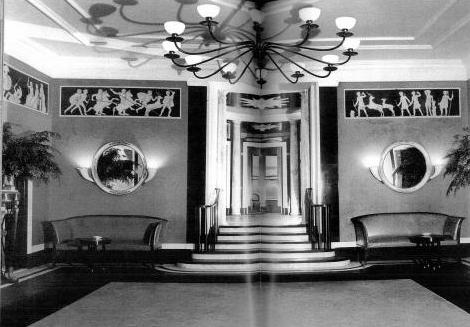 dt interiors: design diva dorothy draper