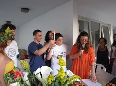 Batismo Pagão Do Ian - Tradição da Deusa