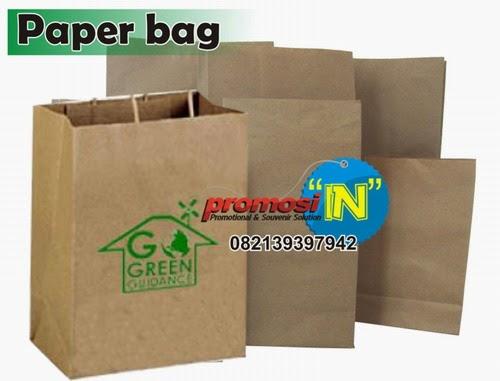Paper Bag Promosi Murah, Jual Kantong Kertas Promosi, Tas Kertas Souvenir, Paper Bag Sablon, Paper Bag Press