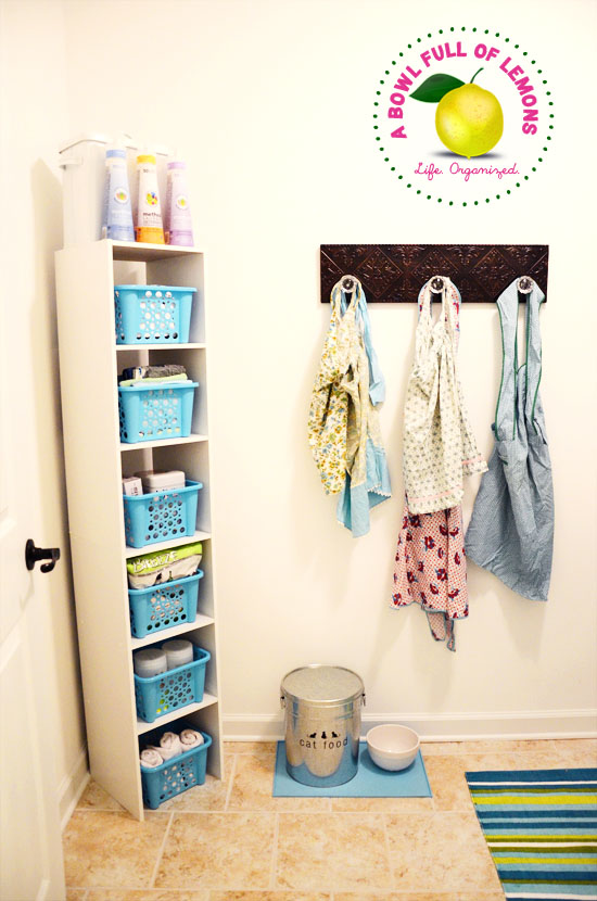 "Home Organization 101 : Week 5 ""The Laundry Room"" (Season 3)"