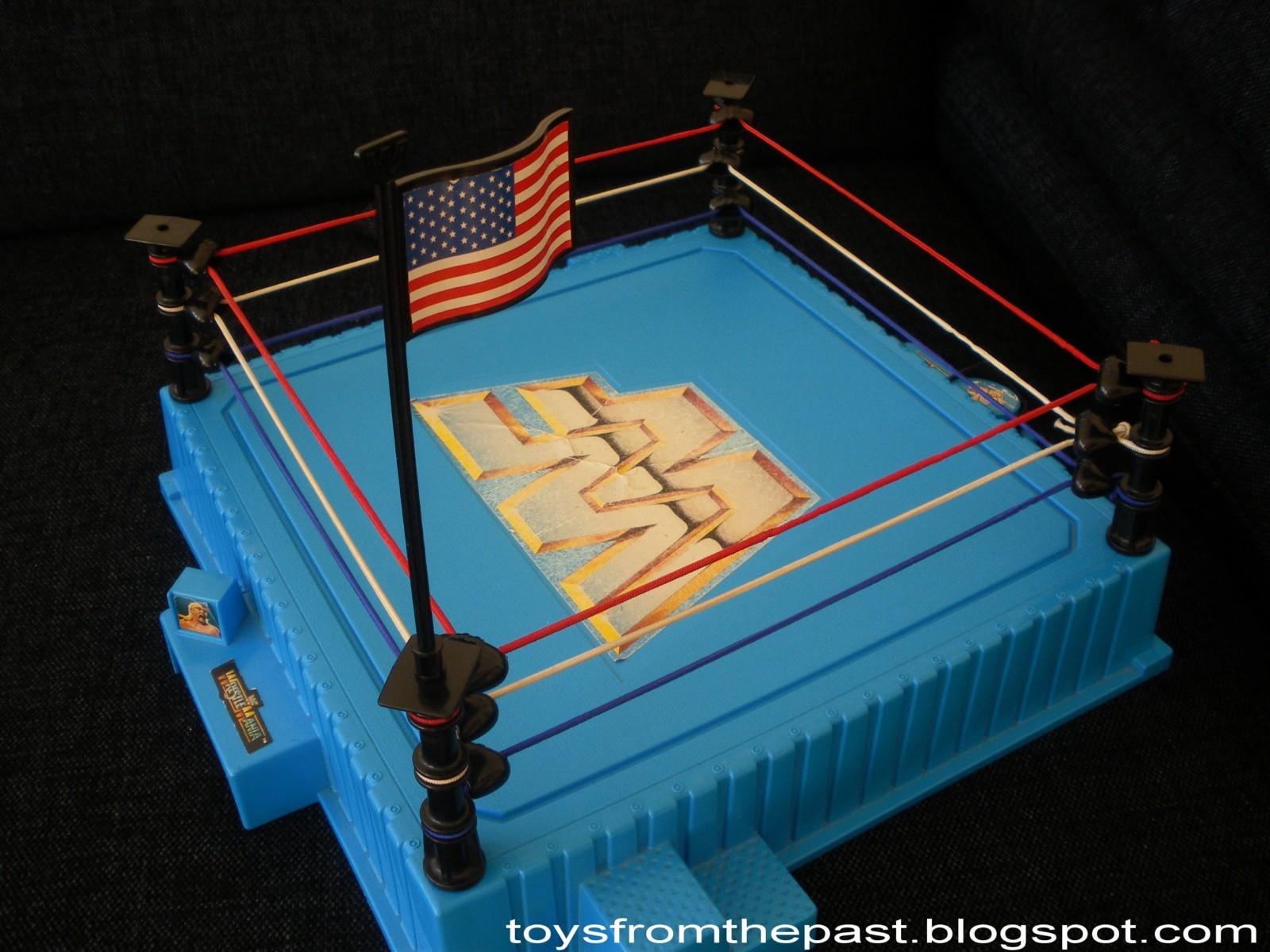 Toys Wrestling Ring 46