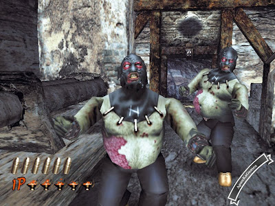 The House of the Dead 2 Screenshots