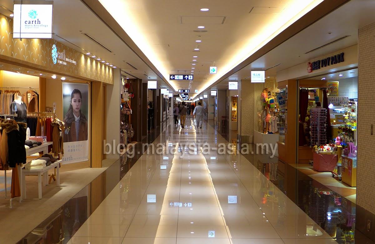 Kansai Airport Shopping