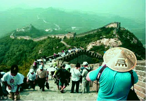 image of Beijing tourist attraction