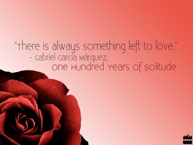 100 Years Of Solitude Quotes. QuotesGram