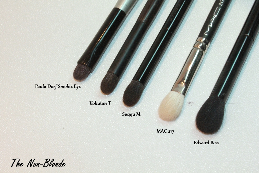 Suqqu Eyeshadow Brush M The Non Blonde