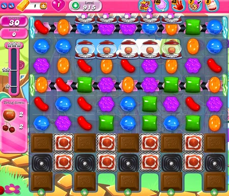 Candy Crush Saga 915