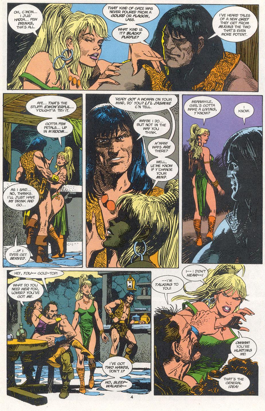 Conan the Barbarian (1970) Issue #273 #285 - English 4