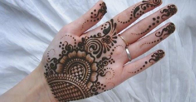 Bridal Mehndi Designs Simple And Elegant Arabian Mehndi