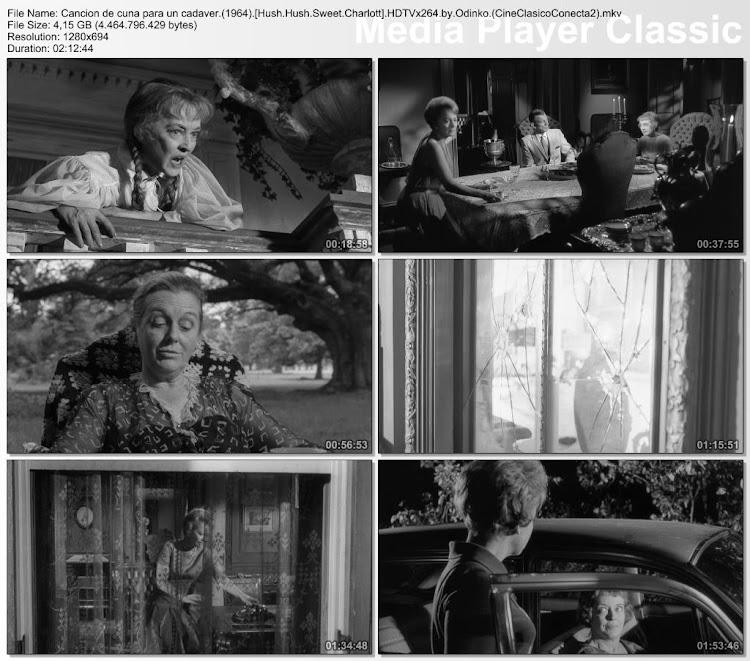 Canción de cuna para un cadáver (1964) | secuencias de la película
