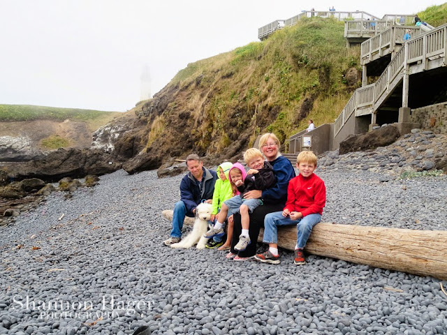 Shannon Hager Photography, Oregon Coast, Family Portraits