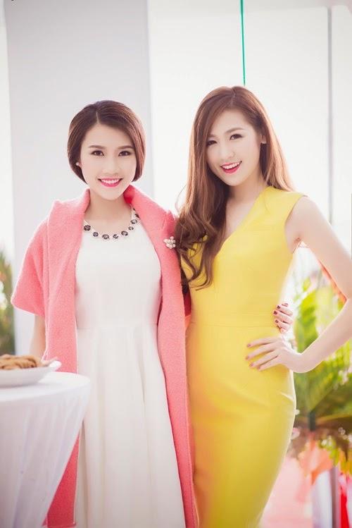 Cặp đôi Tú Anh - Thanh Tú
