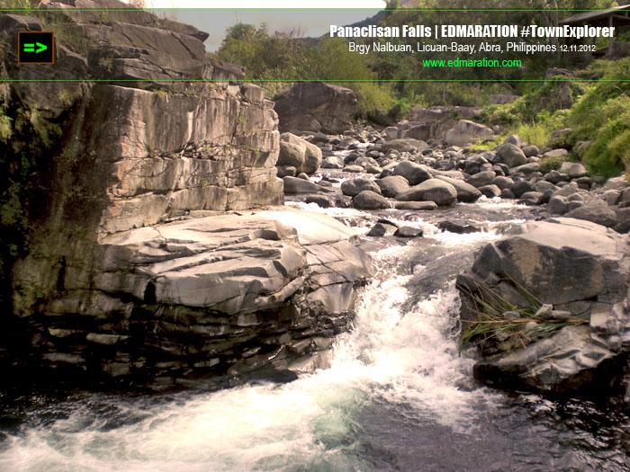 Panaclisan Falls of Nalbuan | Baay-Licuan, Abra, Philippines
