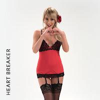Sara Underwood sexy lingerie models