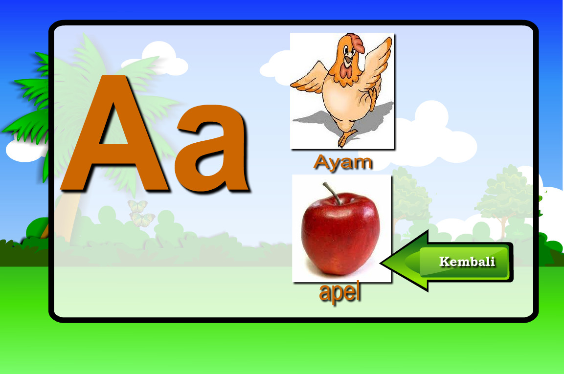 Animasi Huruf Terlengkap Dan Terupdate | Top Animasi