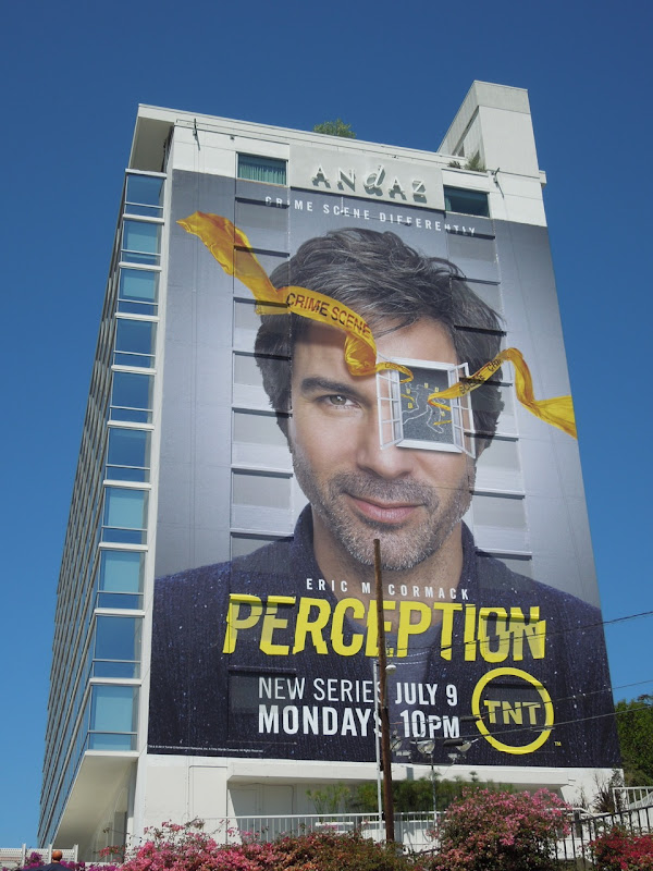 Giant Perception billboard