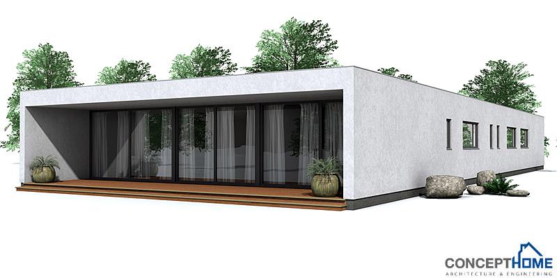 Contemporary house plans contemporary house plan co105 for Concept home com