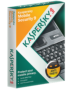 FREE Kaspersky Mobile Security 9 Download with 1 Year Activation Code