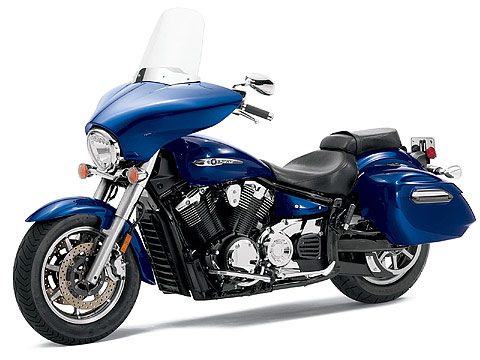YAMAHA PICTURES | 2013 Yamaha V-Star 1300 Deluxe, 480x360 pixels