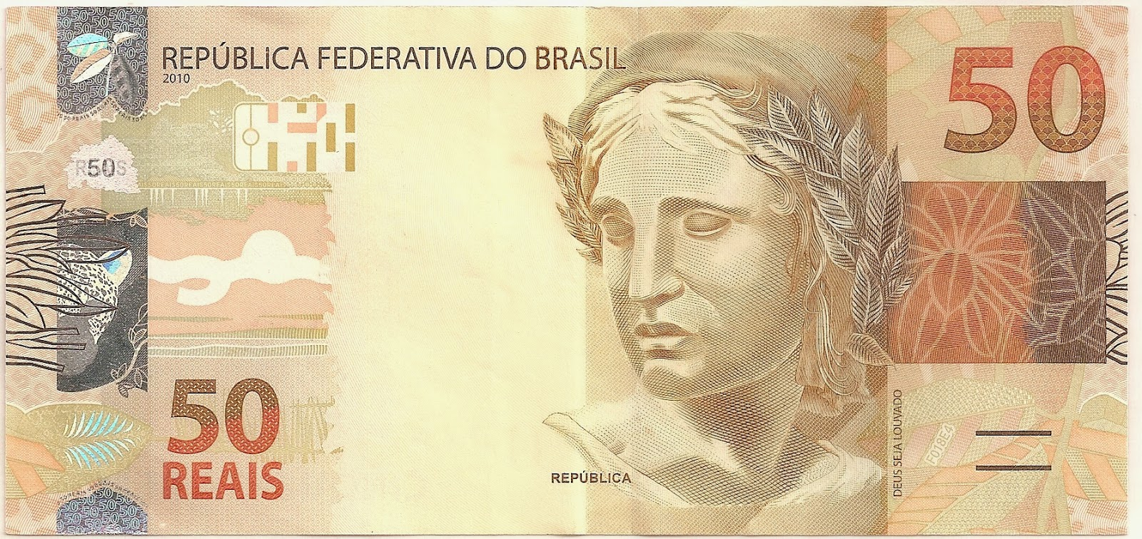 "coins and more: 121) Brazilian Currency: Brazilian Real or ""Real Brasileiro"" (in Portuguese):"