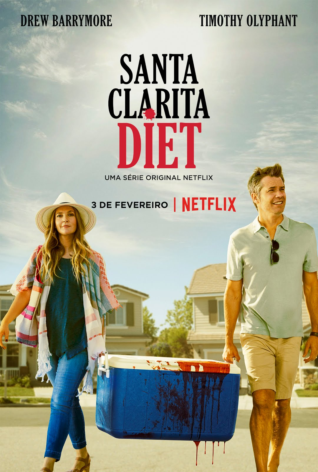 Santa Clarita Diet - Netflix