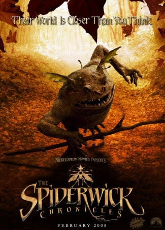 Khu Rừng Thần Bí - The Spiderwick Chronicles