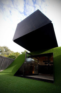 Hill House made by Architect Andrew Maynard