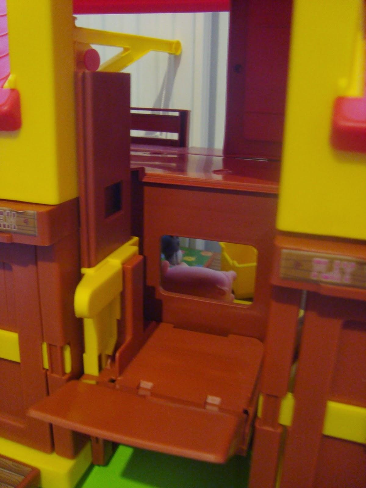 Farma Play House, Wader, winda