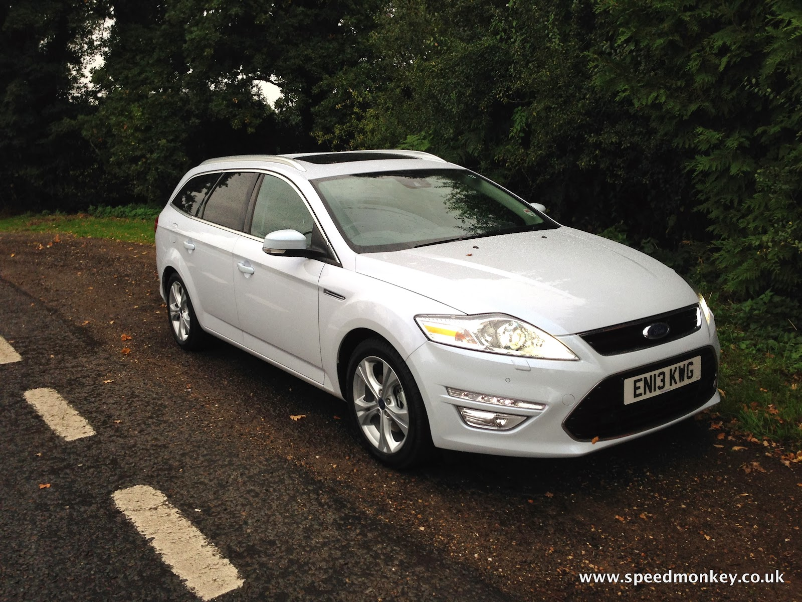 Speedmonkey 2013 Ford Mondeo Titanium X Estate TDCi first drive