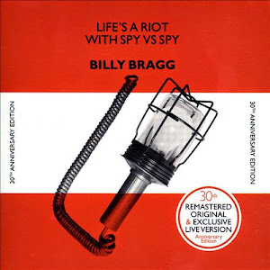Billy Bragg Life's a Riot with Spy vs Spy-1983-