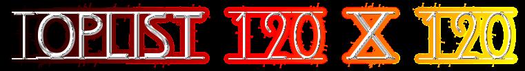 Toplist 120 x 120 - das andere Bannermaß !