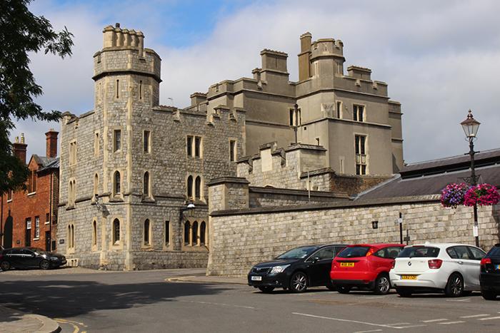 Windsor Castle Great Park History Queen